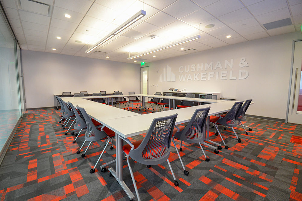 CW Project Highlight: conference room