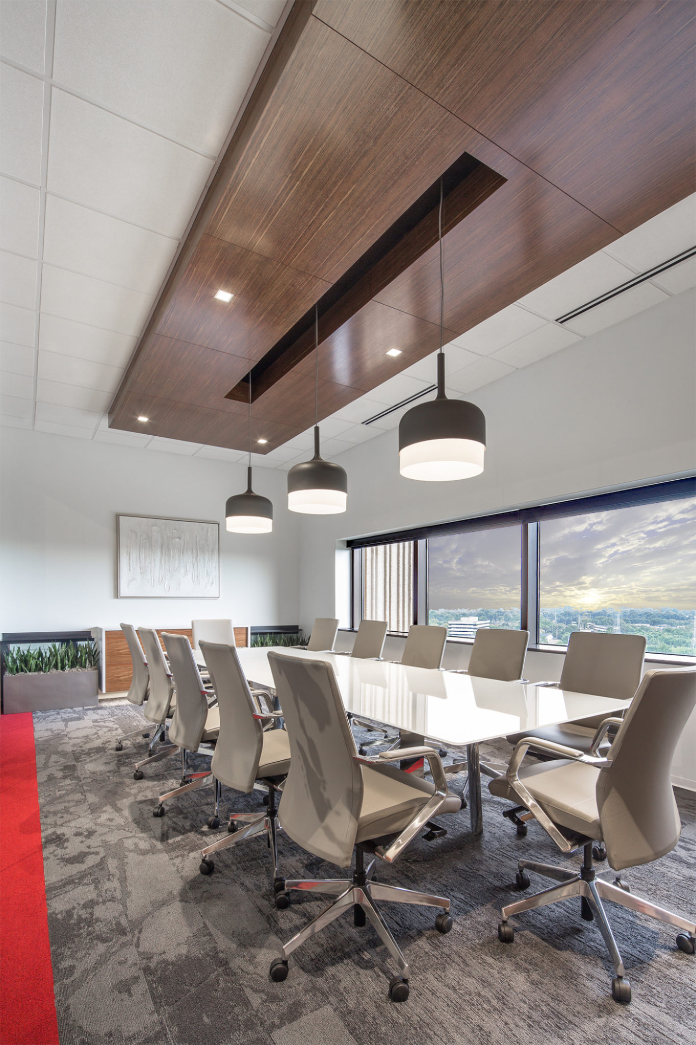 JLL Project Highlight: conference room