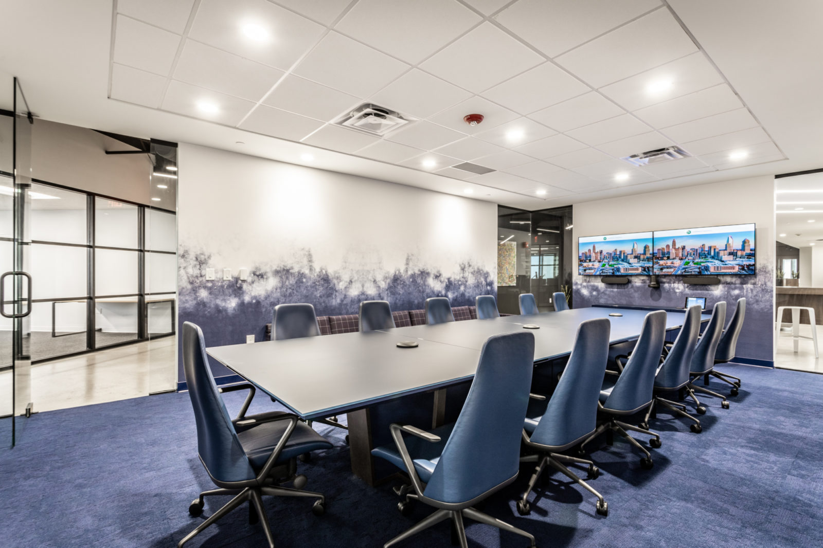 Prolific conference room