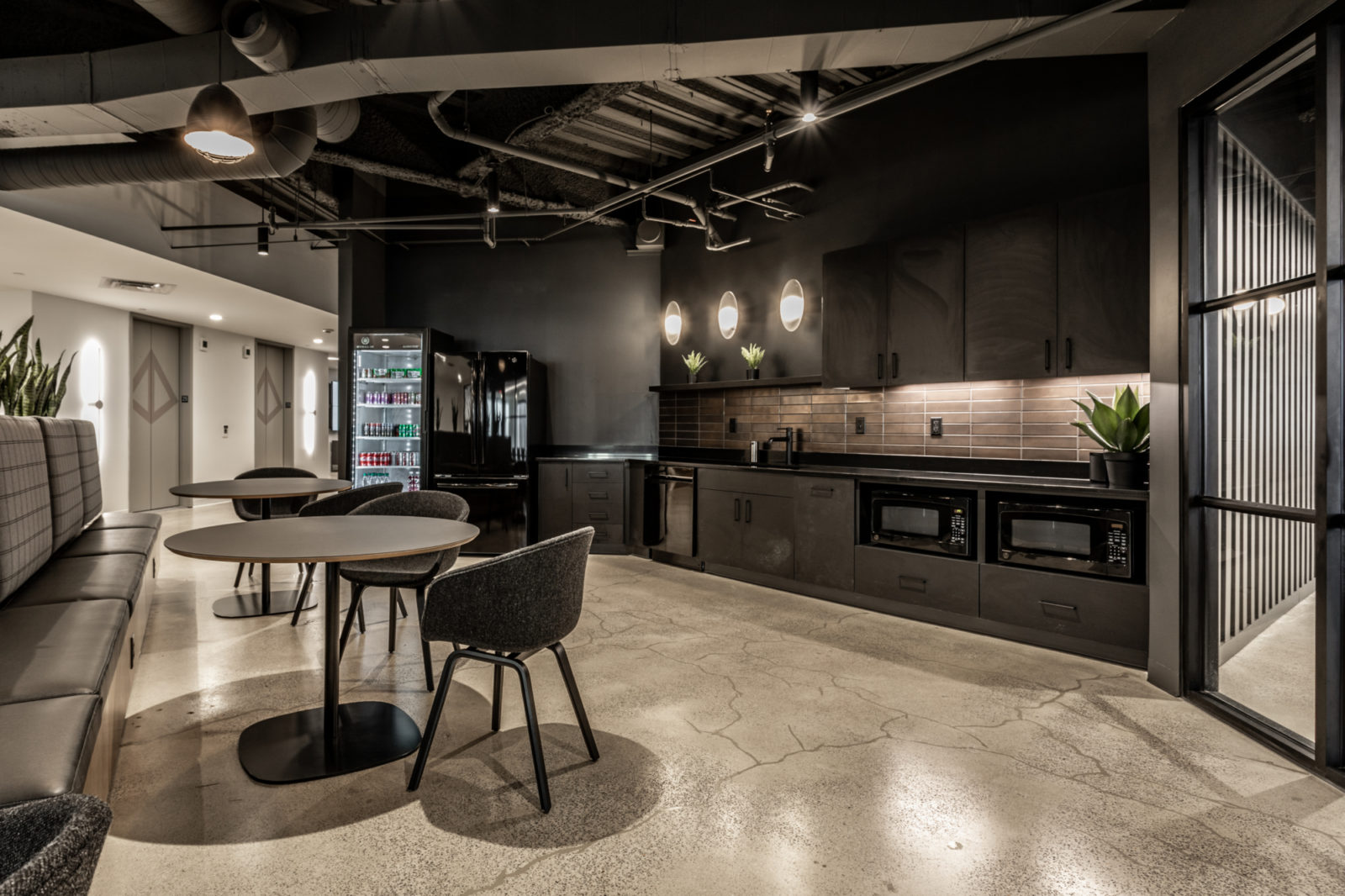 Prolific company kitchen