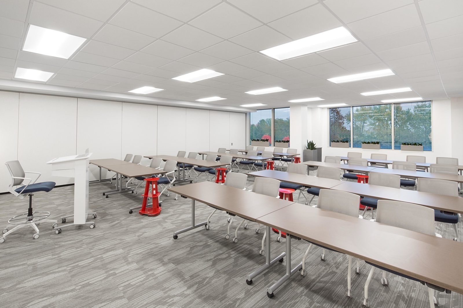INCPAS Project Highlight: Training room