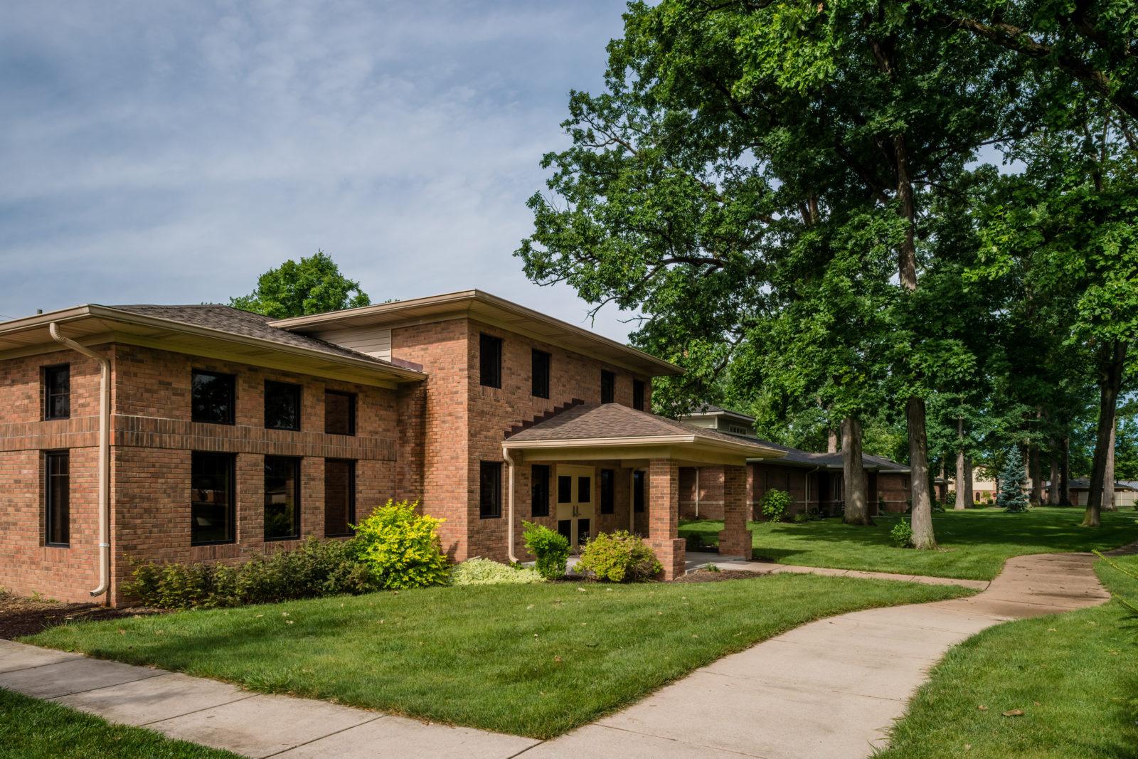 Indiana United Methodist Children's Home hero image