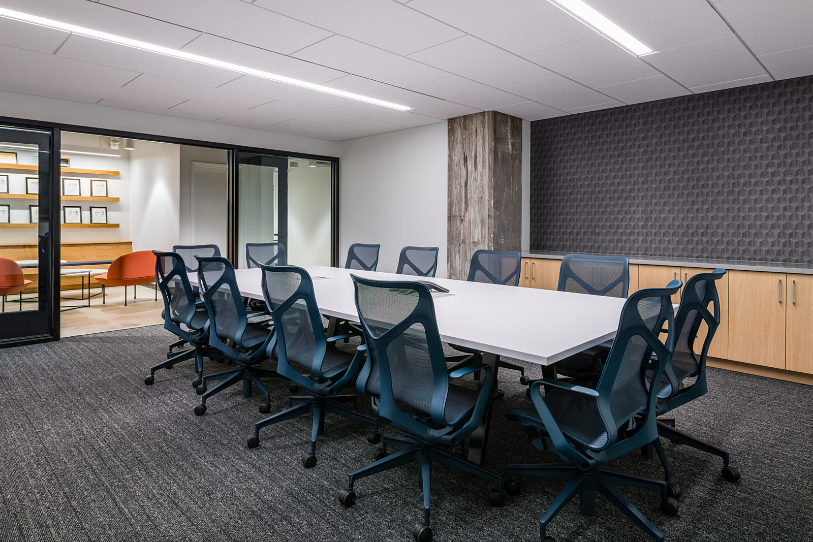 IBJ Project Highlight: Conference room