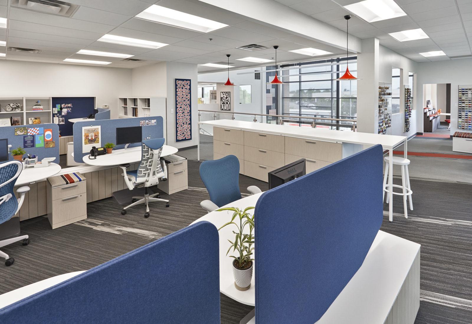 OW Showroom/Office: Design Studio