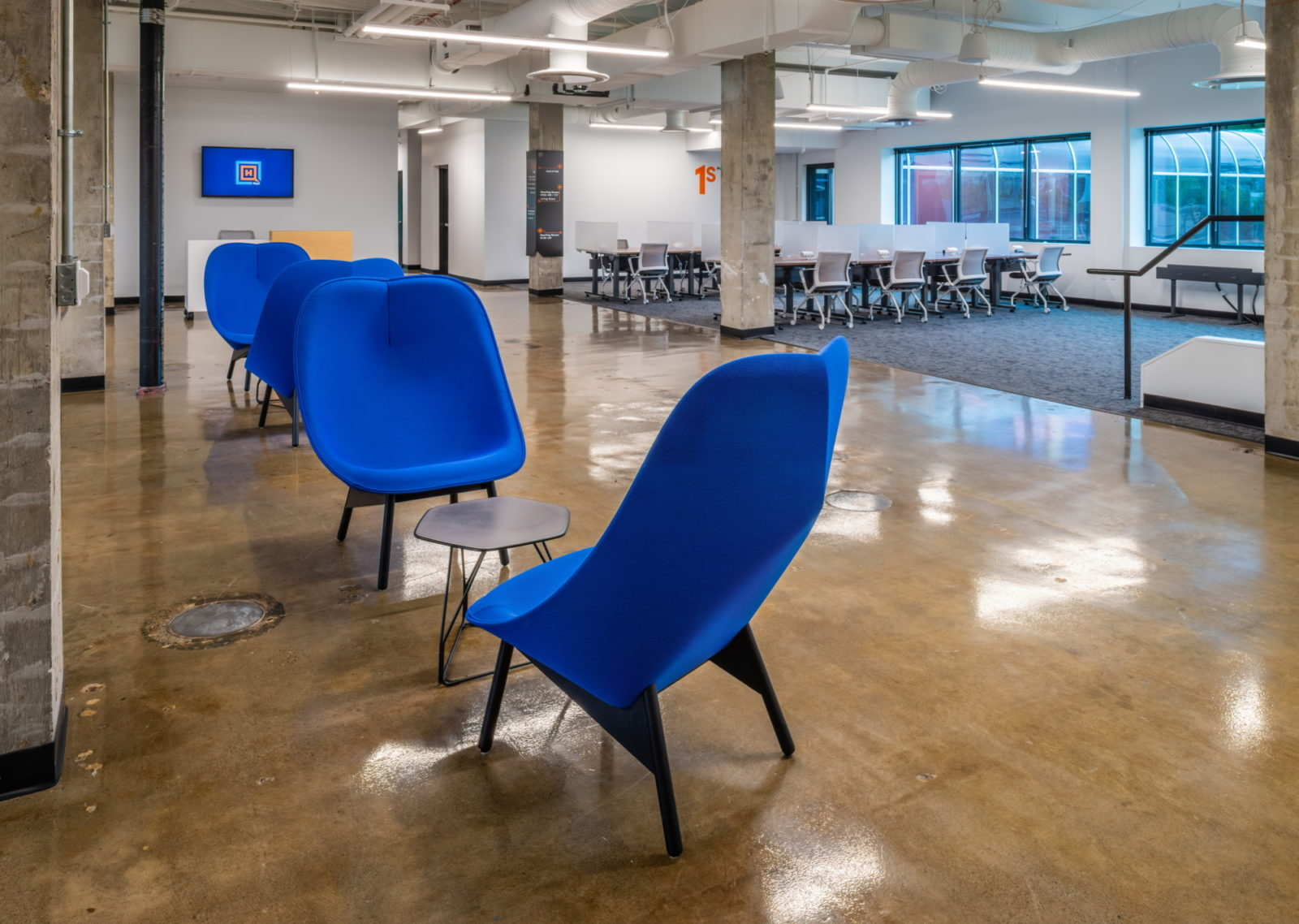 16 tech headquarters