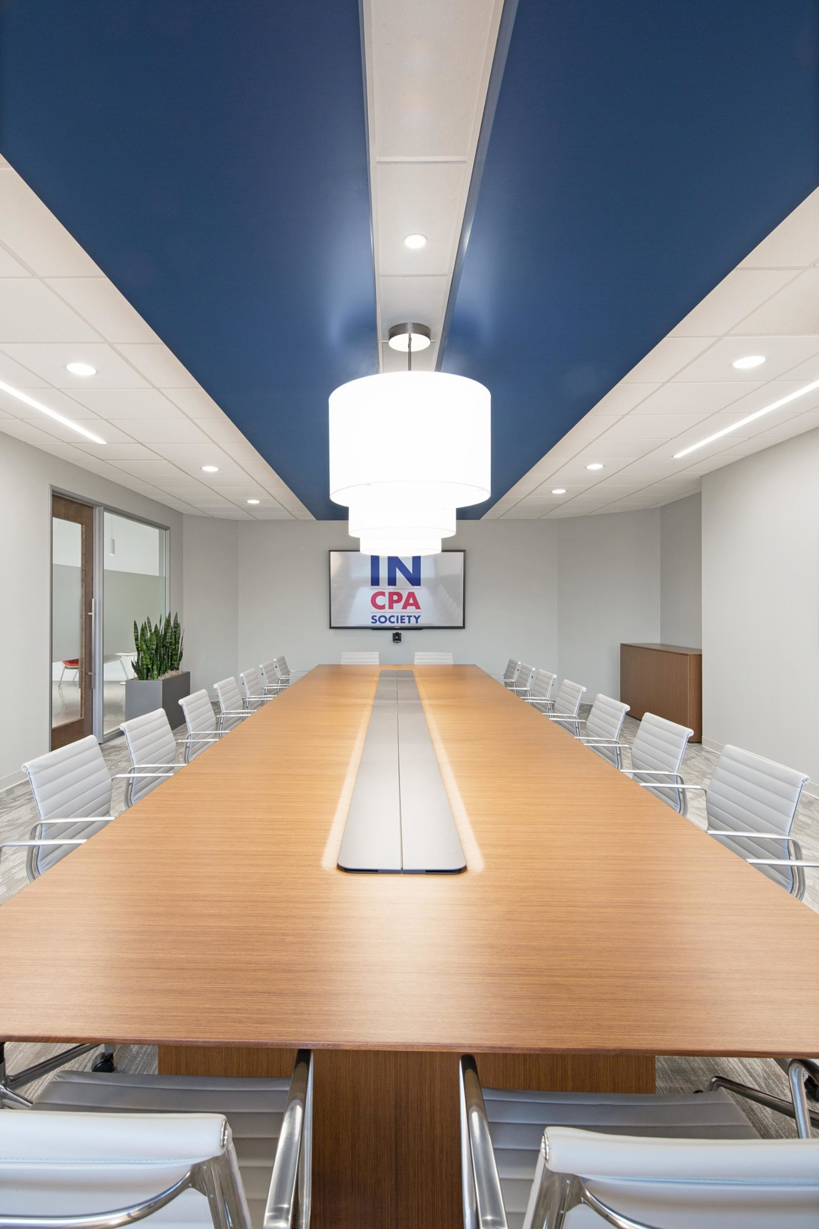 INCPAS Project Highlight: Large Conference Room
