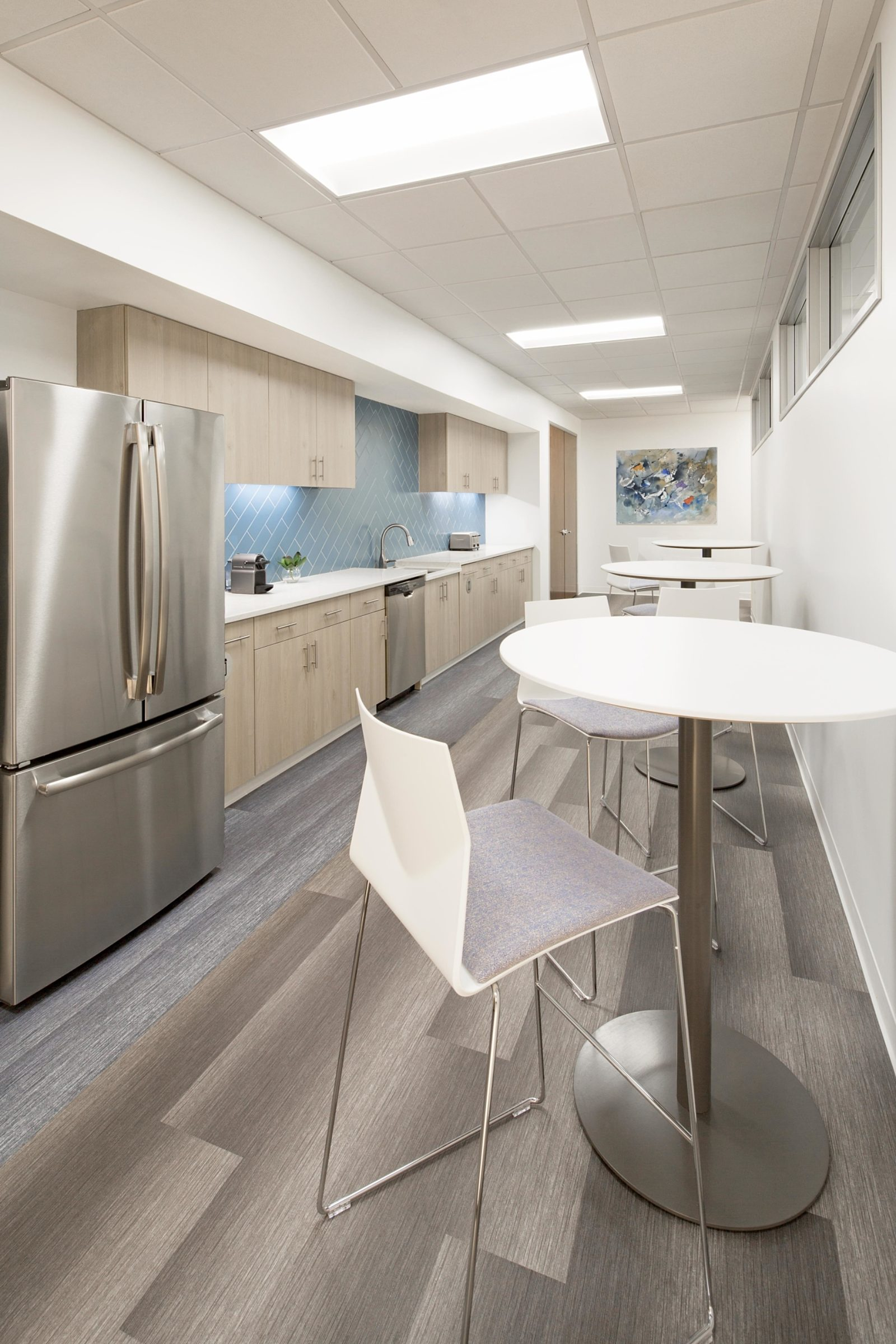 INCPAS Project Highlight: Long Kitchenette