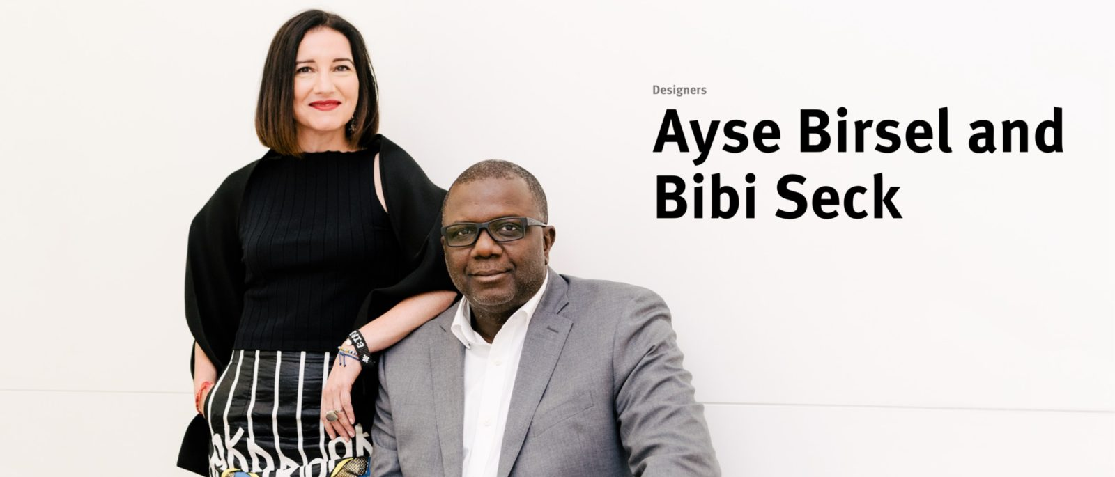 Ayse Birsel Bibi Seck campaign page cover photo