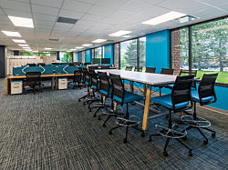 NAMIC office headquarters renovation conference table