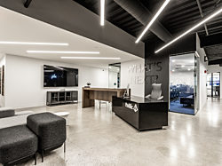 Prolific project highlight hero image office entrance