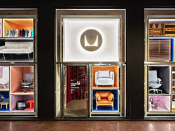 Herman Miller All Together Now Window Boxes display