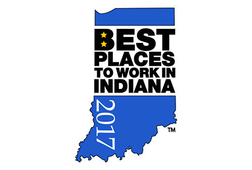 Best Places to Work in Indiana 2017 logo