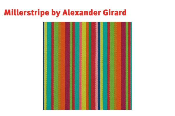 Girard Environmental Enrichment Panel striped colors
