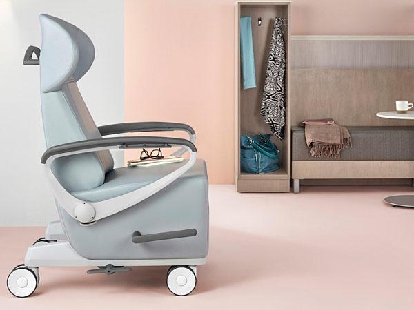 Nemschoff hospital treatment chair