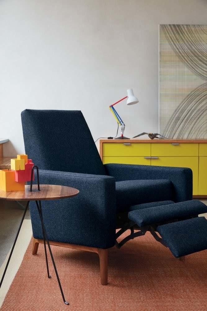 design within reach flight recliner