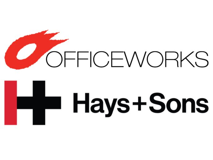 OfficeWorks and Hays + Sons