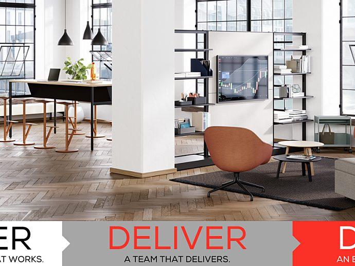 discover delight deliver