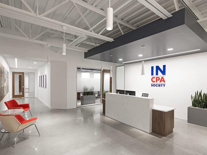 INCPAS Project Highlight: Front Desk
