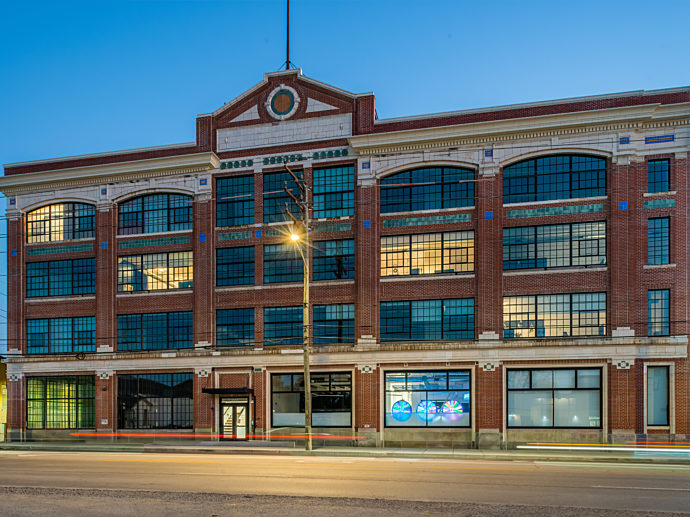 TWG exterior image of building