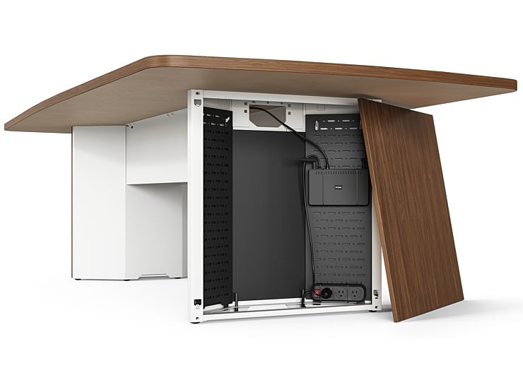 Headway Tables Cabinet Technology Storage