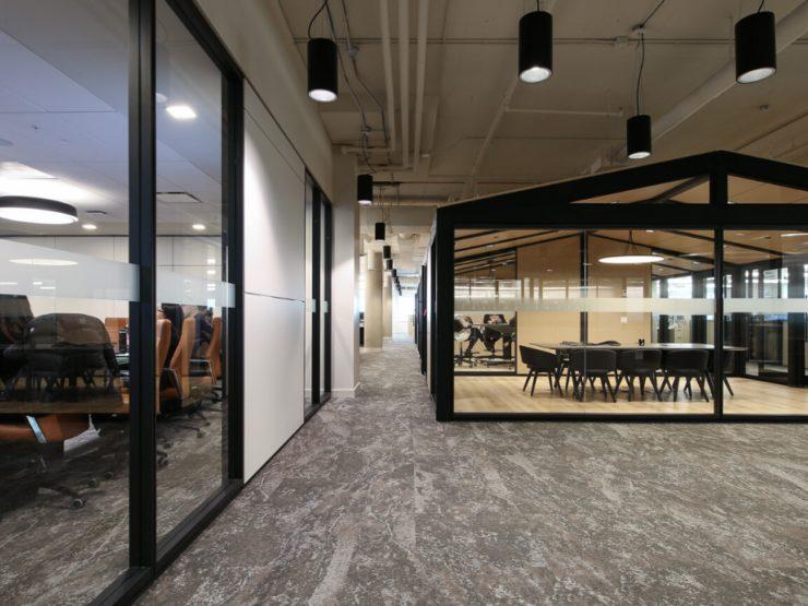 BOLTT Header Image - Indoor conference room set up