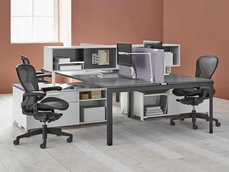 COVID solutions social distancing desks