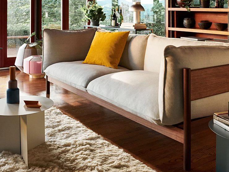 Arbour beige sofa