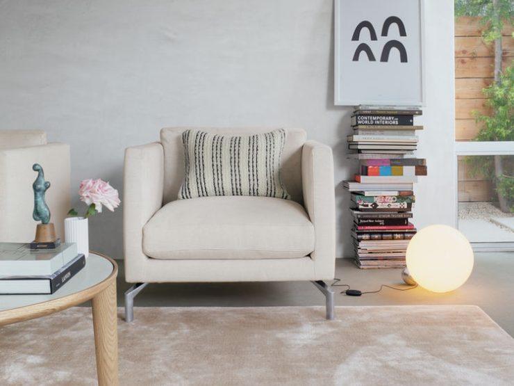 design within reach comolino armchair