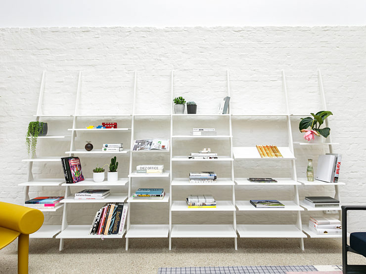 Magis storage tall shelves