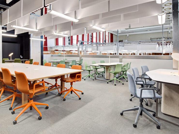 naughtone meeting space