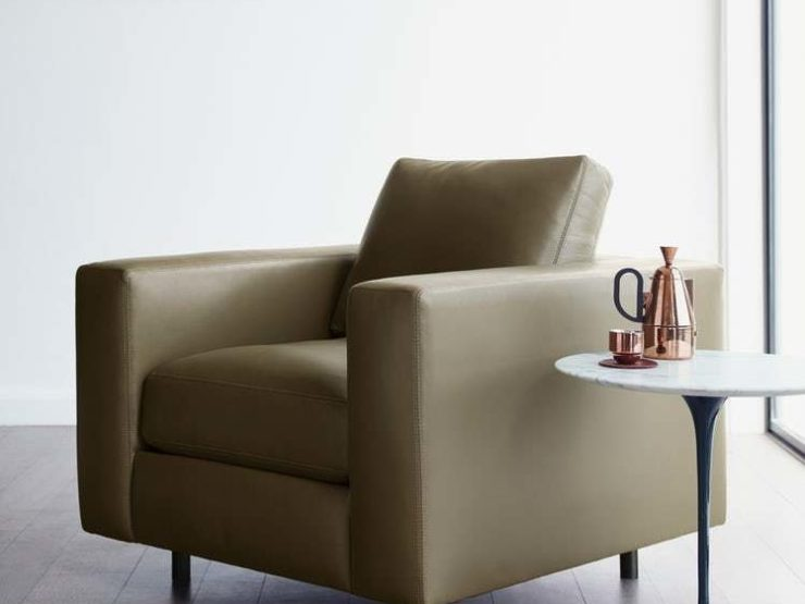 design within reach reid armchair