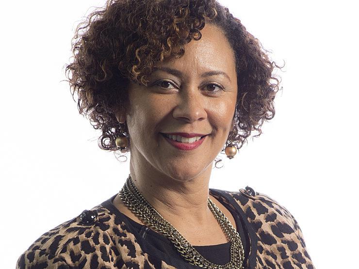Head shot of Sheila Hawkins